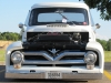 1955 Ford F100 Front