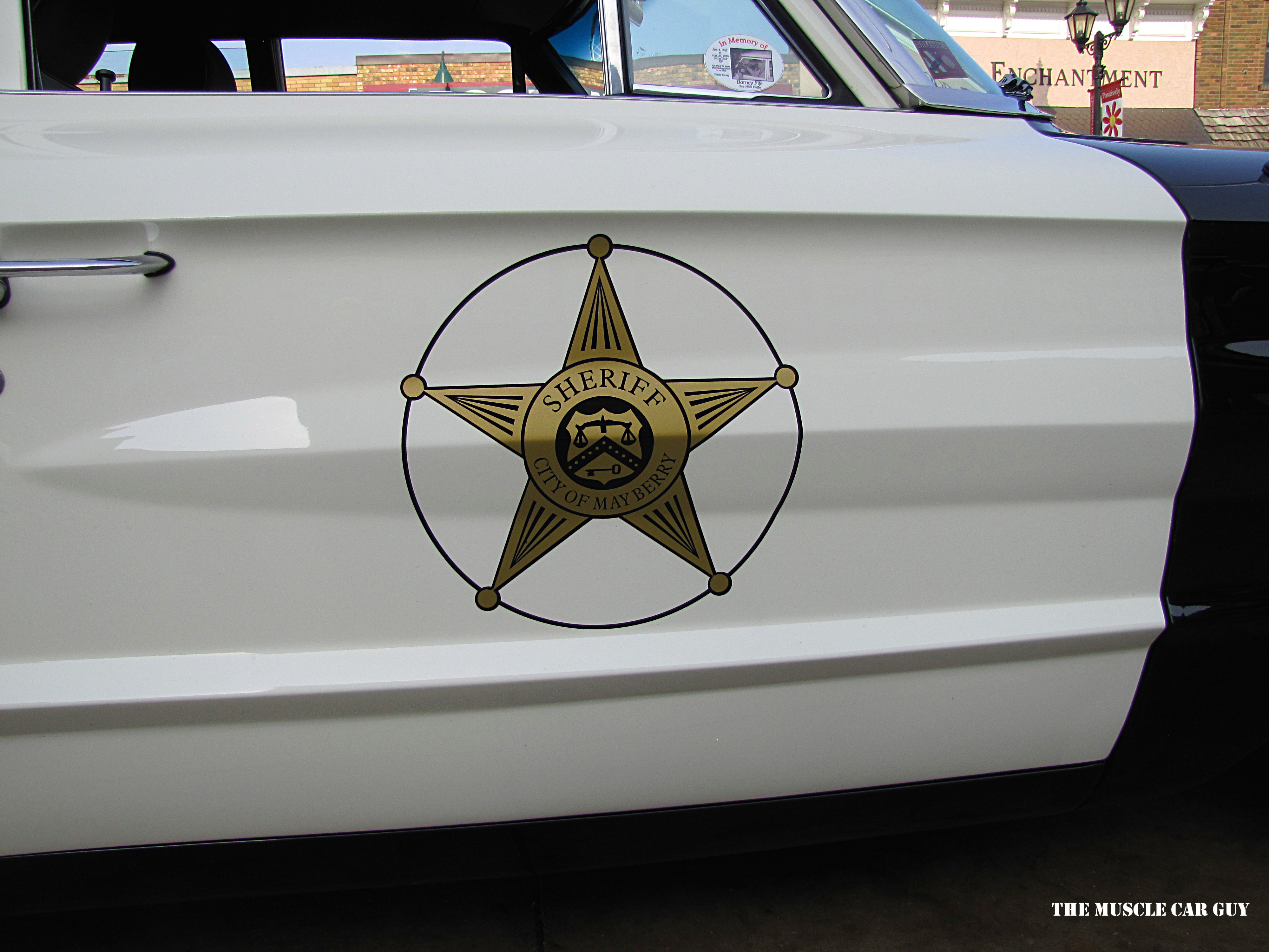 Sheriff City of Mayberry