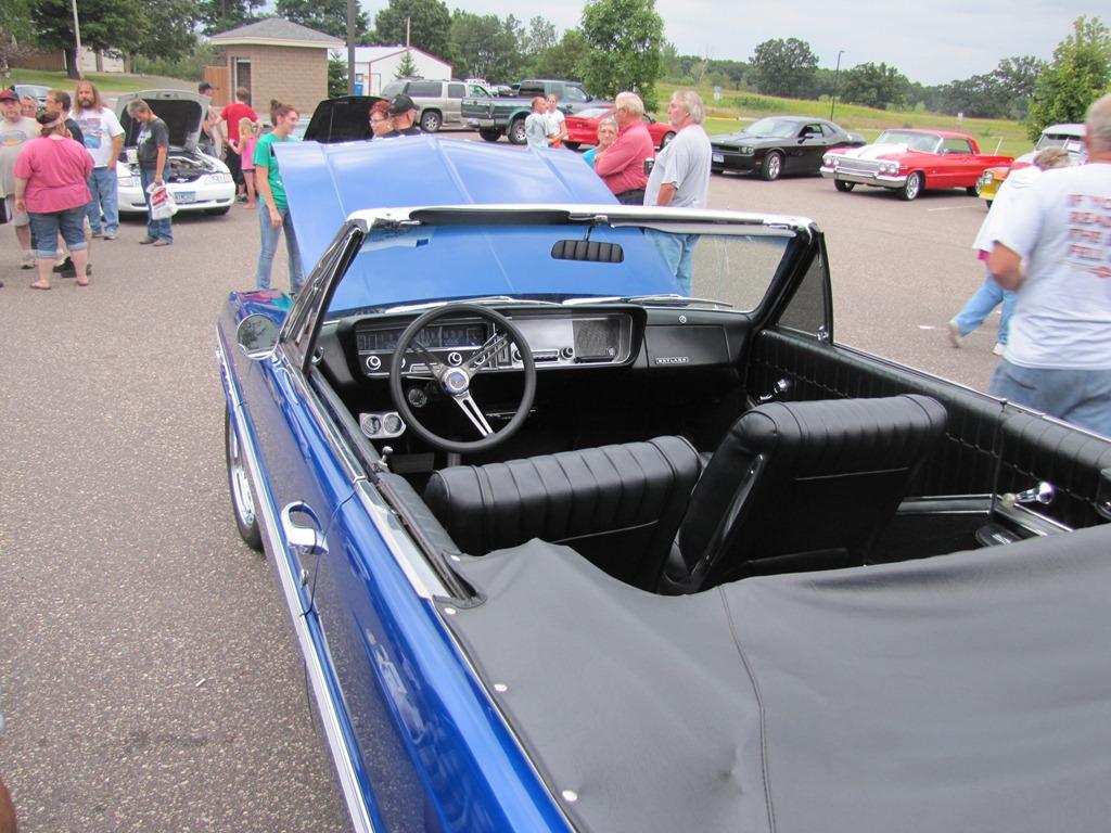Isanti Weekly Car Show 8 15 2012 1951 Buick Skylark Convertible 1964 4