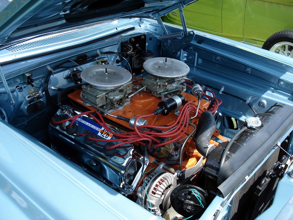 The 426 Hemi And 427 Cammer