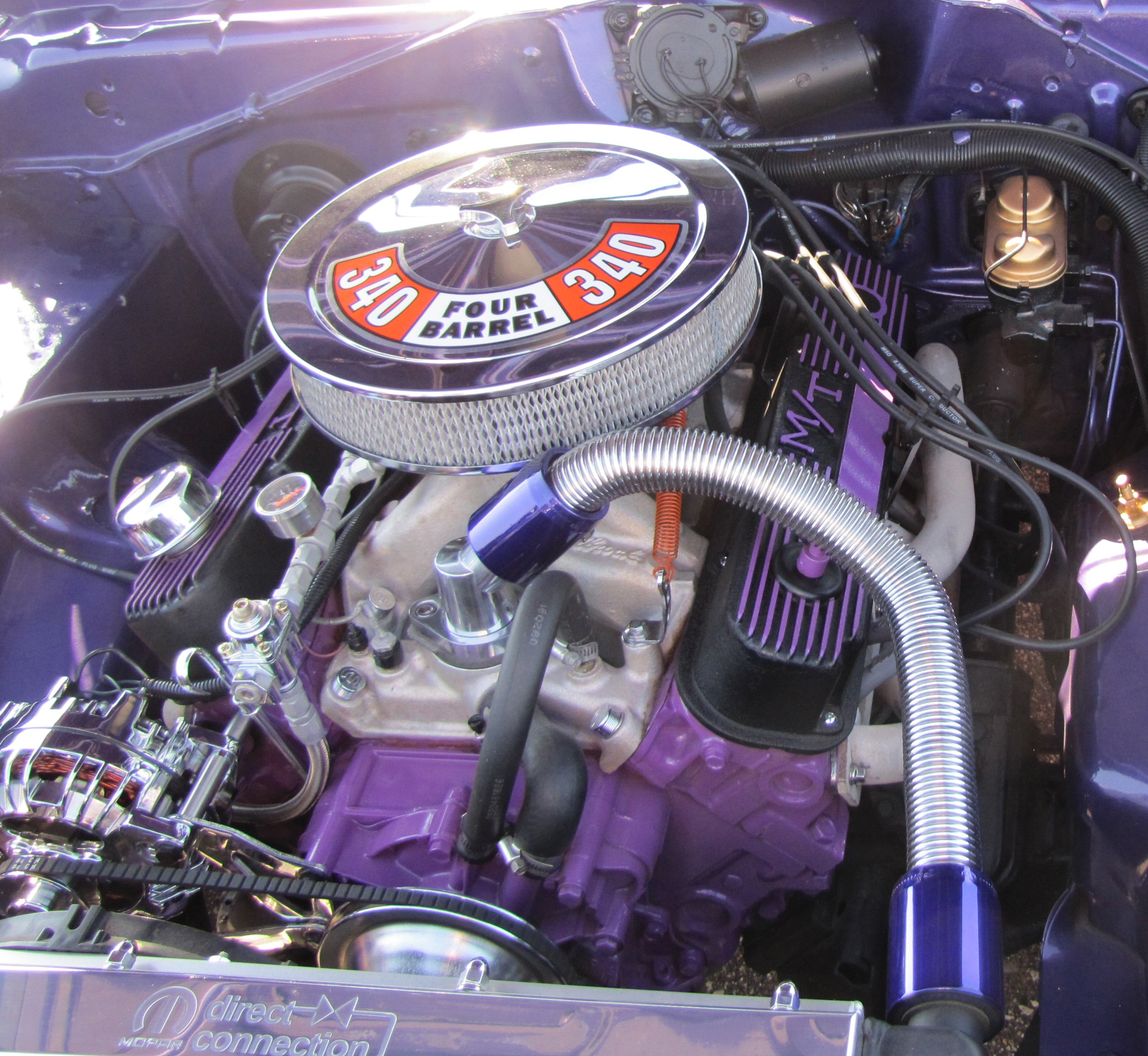 Muscle Car Engines Themusclecarguy Net