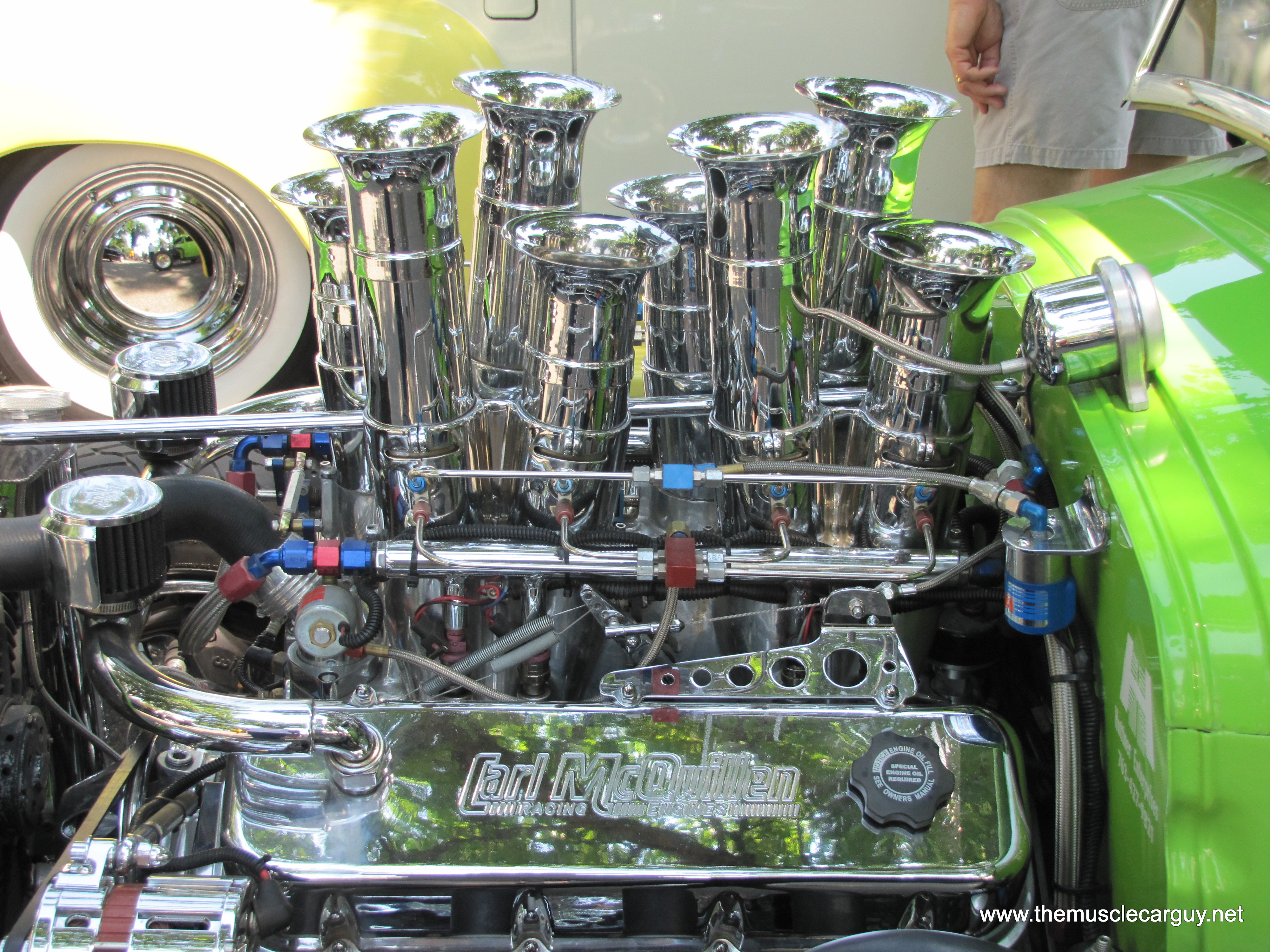 Car engine basics part 1, the overview - themusclecarguy.netMuscle Cars